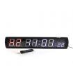 Reloj De Intervalos De 8 Dígitos O'Live