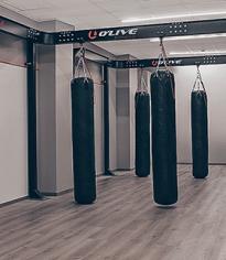 Estaciones boxeo